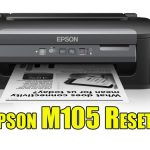 Epson M105 Reseter Download (All Lights Blinking Solutions)