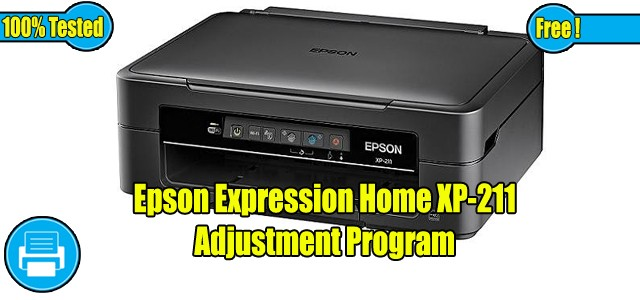Epson Expression XP-211 Resetter