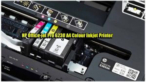 HP Office-jet Pro 6230 A4 Colour Inkjet Printer Review