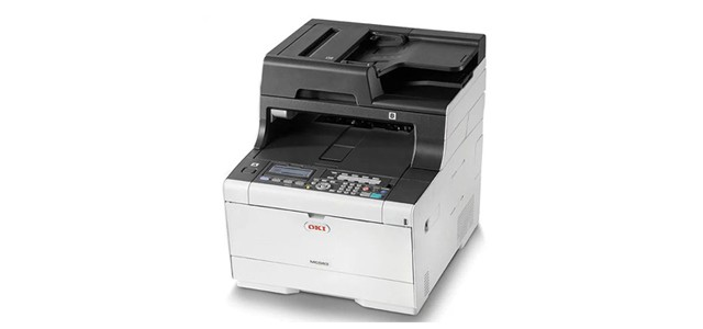 OKI MC563dn A4 Colour Multi function LED Laser Printer