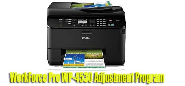WorkForce Pro WP-4530