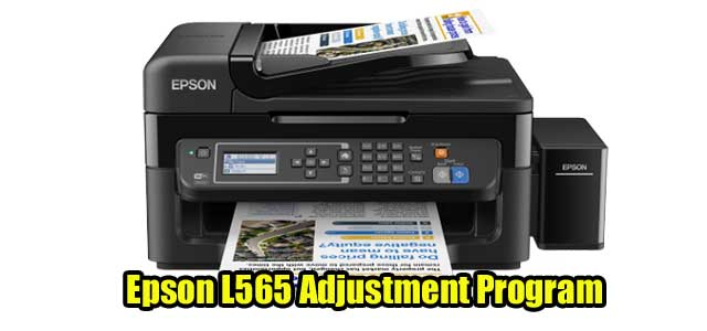Epson L565 Adjustment Program