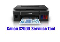 Canon-G2000--Serviuce-Tool