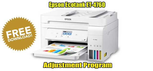 Epson-Ecotank-ET-4760-Adjustment-Prog