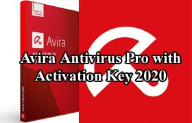 Avira Antivirus Pro with Activation Key 2020